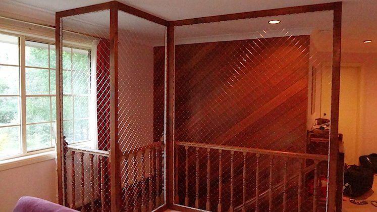 Childproofing Childproofing Stairs Childproofing Loft Wall