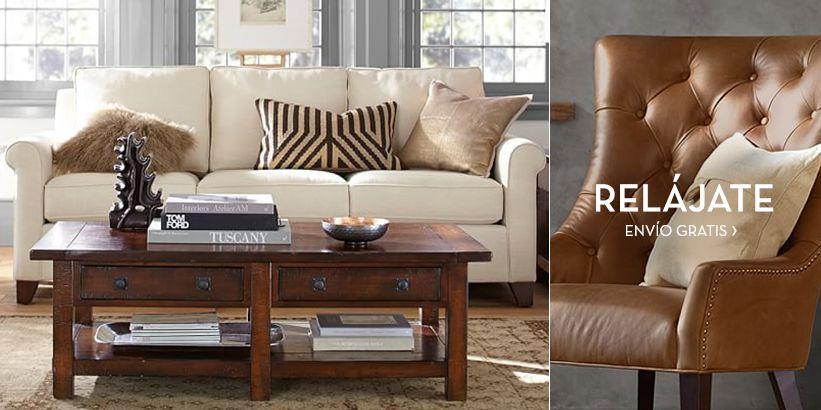 Adquiera muebles con calidad y carácter. Pottery Barn cuenta con ...
