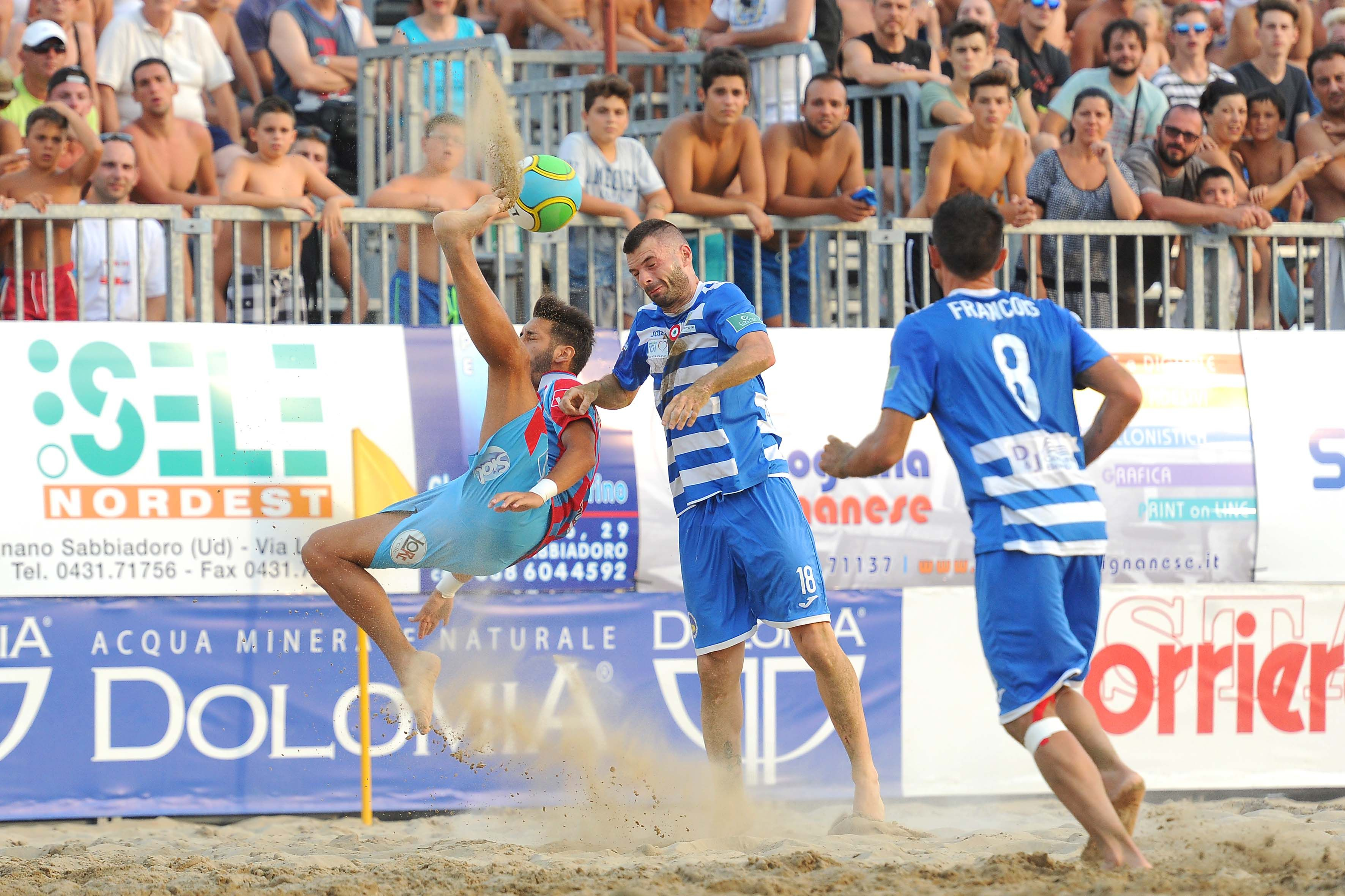 Lignano – Terracina vs Catania