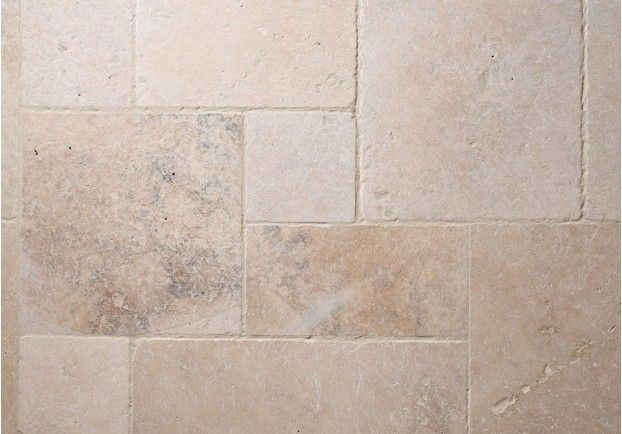 Country Mix Tumbled Travertine Tiles | Floors Of Stone