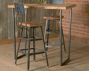 25 Bar Stool Bar Stool Barstool Chair Metal Stool Door AlexMetalArt