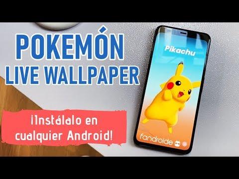 INSTALA el WALLPAPER ANIMADO de POKEMÓN de los PIXEL 4 en ...