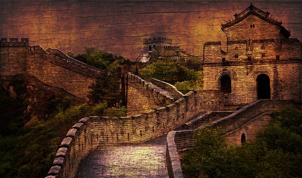 the great wall of ancient times wonders of the world on the great wall of china id=85640