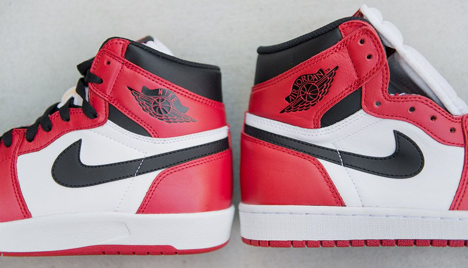 What's the Difference Between the Air Jordan 1 and the Air ...