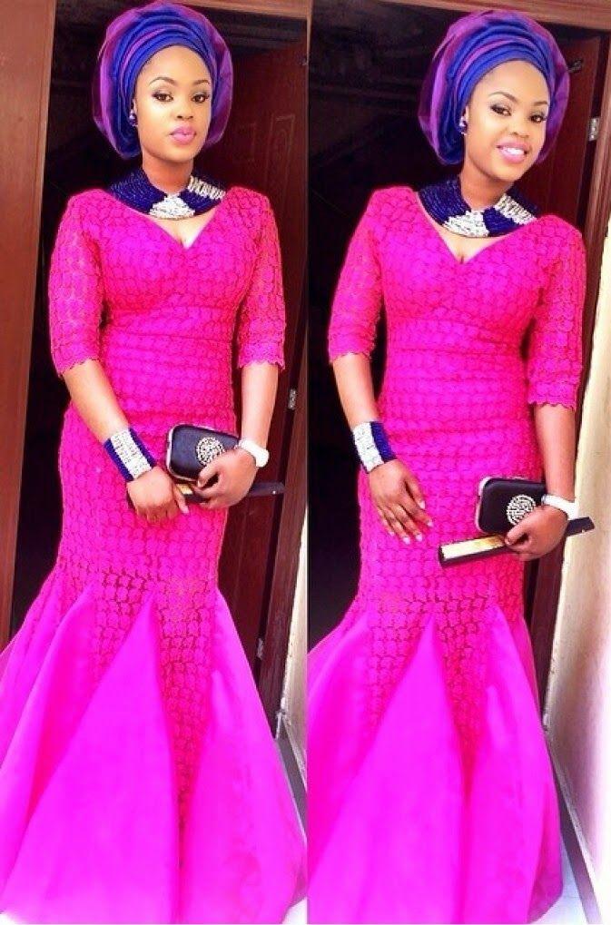 African Dresses Ankara Design - DeZango Fashion Zone | Sew fresh and ...
