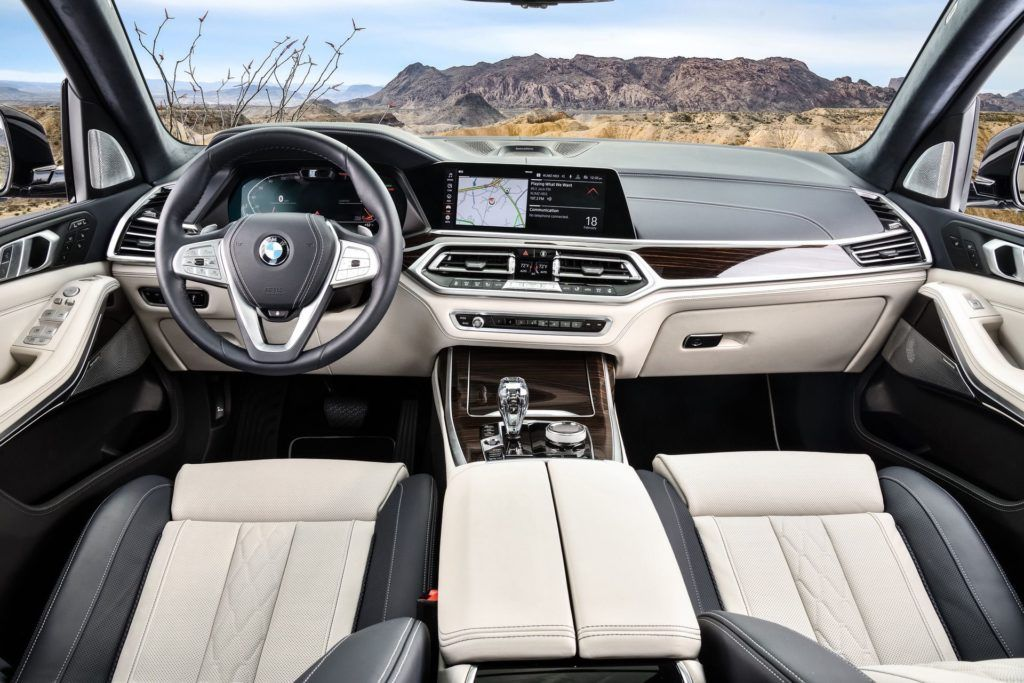 Second Drive 2019 Bmw X7 The Big Boy Is Here To Stay Bmw X7