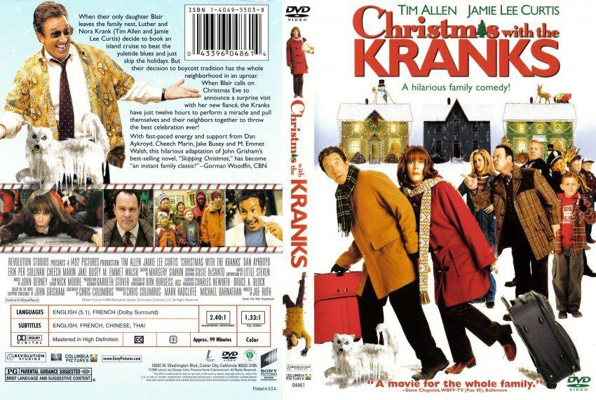 Christmas With The Kranks Dvd.Pin On Dvd Bd Backs