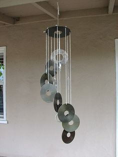 homemade wind chimes instructions - Google Search