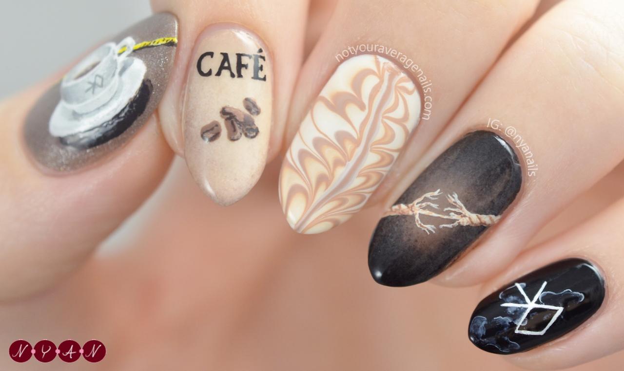 Exo Universe Nail Art Nails Pinterest Exo Manicure And Makeup