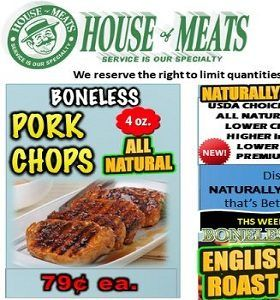 Discover Ideas About Grocery Ads. House Of Meats ...