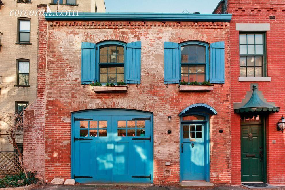 Carriage House, 16 Hunts Lane Brooklyn Heights, Brooklyn New