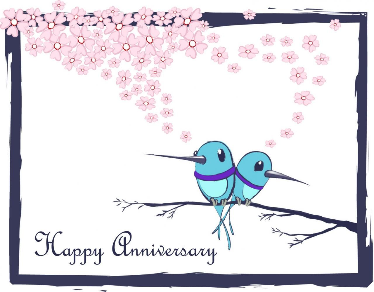 Happy Happy Happy Anniversary | birdingbloomer replied on 07-22-2011 ...