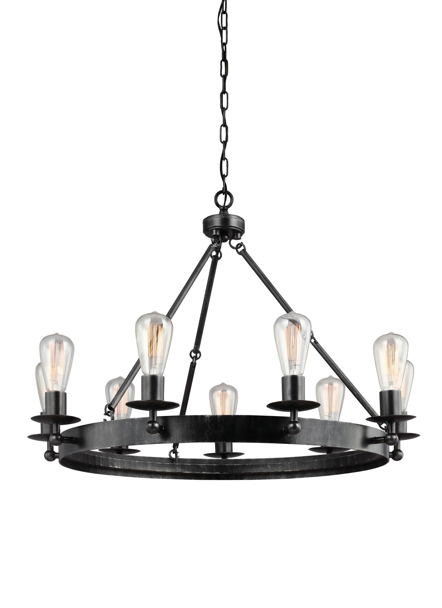 Ravenwood Manor Chandelier By Sea Gull Lighting 3110209 846
