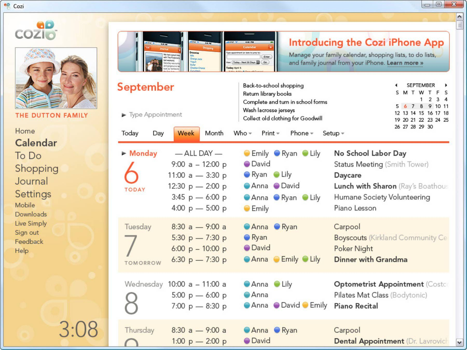 5 Tech Tools to Help Parents Stay Organized Family