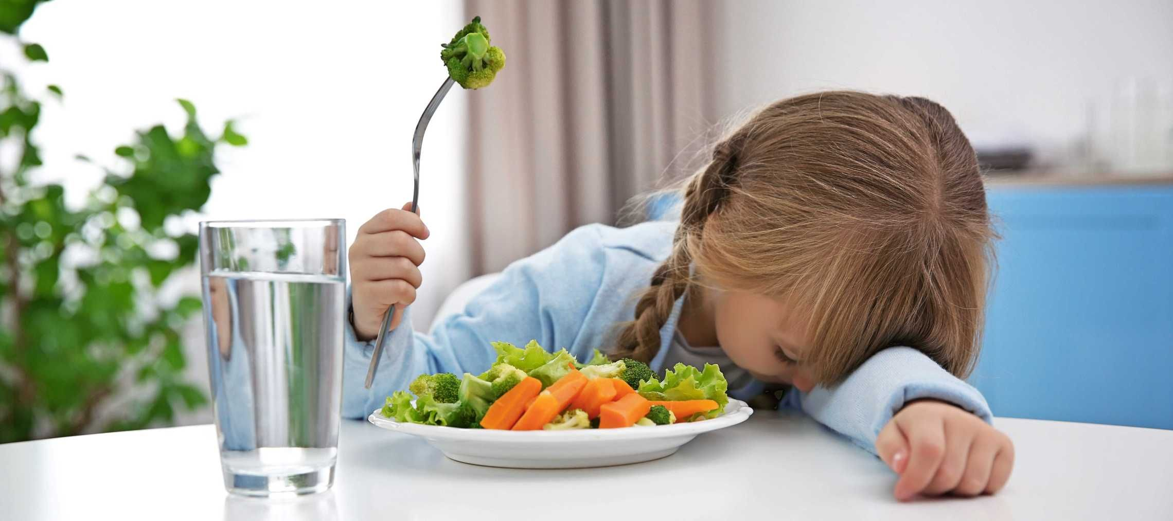 My child wont eat anything green pediatric care