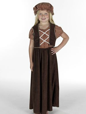 medieval peasant costume idea for women | ... medieval fancy dress costume partiesschool tripstheatre productions  sc 1 st  Pinterest & medieval peasant costume idea for women | ... medieval fancy dress ...