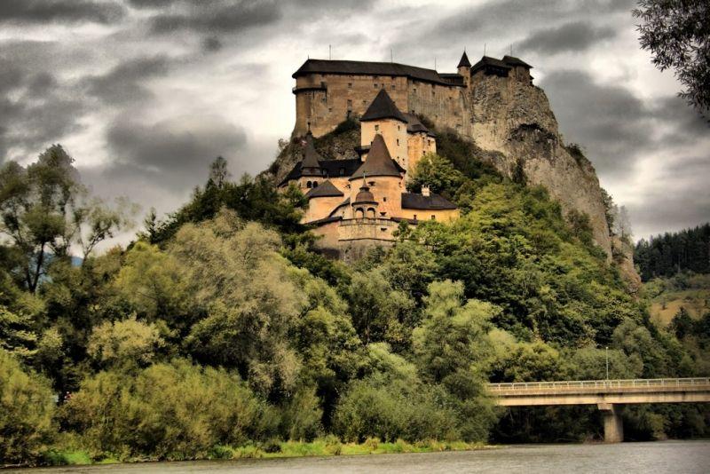 Orava Castle, Slovakia #JetsetterCurator