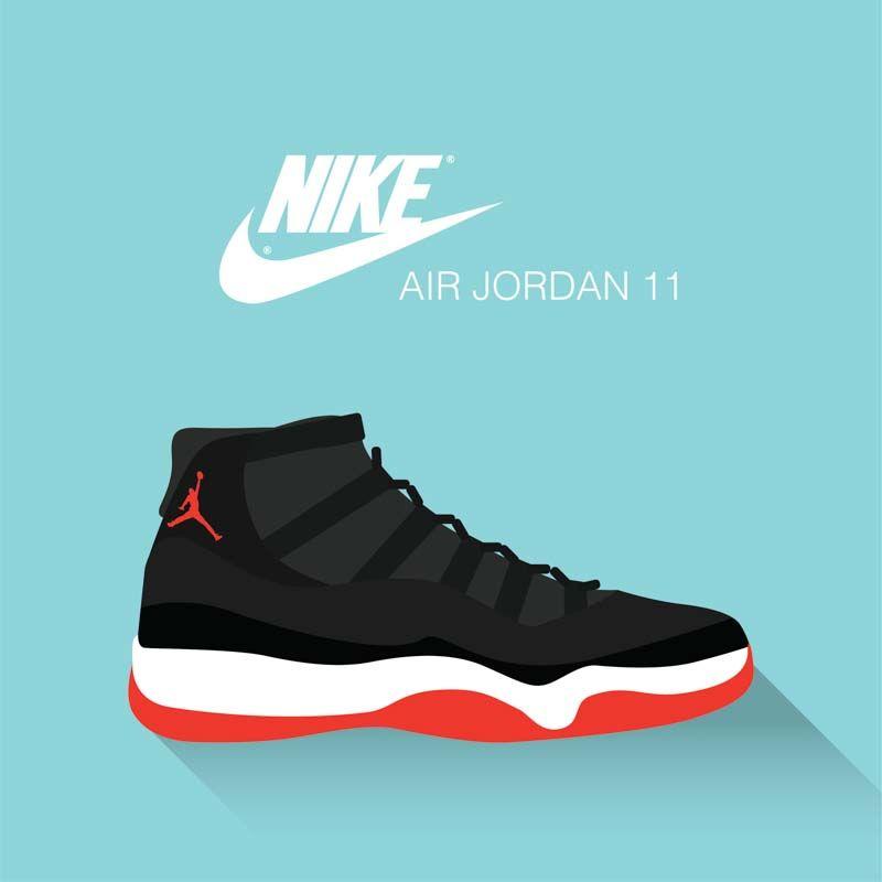 buy online e343e 49f36 Nike Air Jordan 11