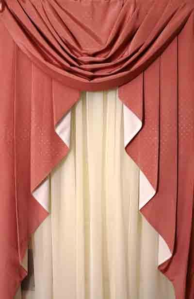 This Jabot Would Allow Much Privacy Due To The Fabric Hanging Down In The Middle In My Opinion