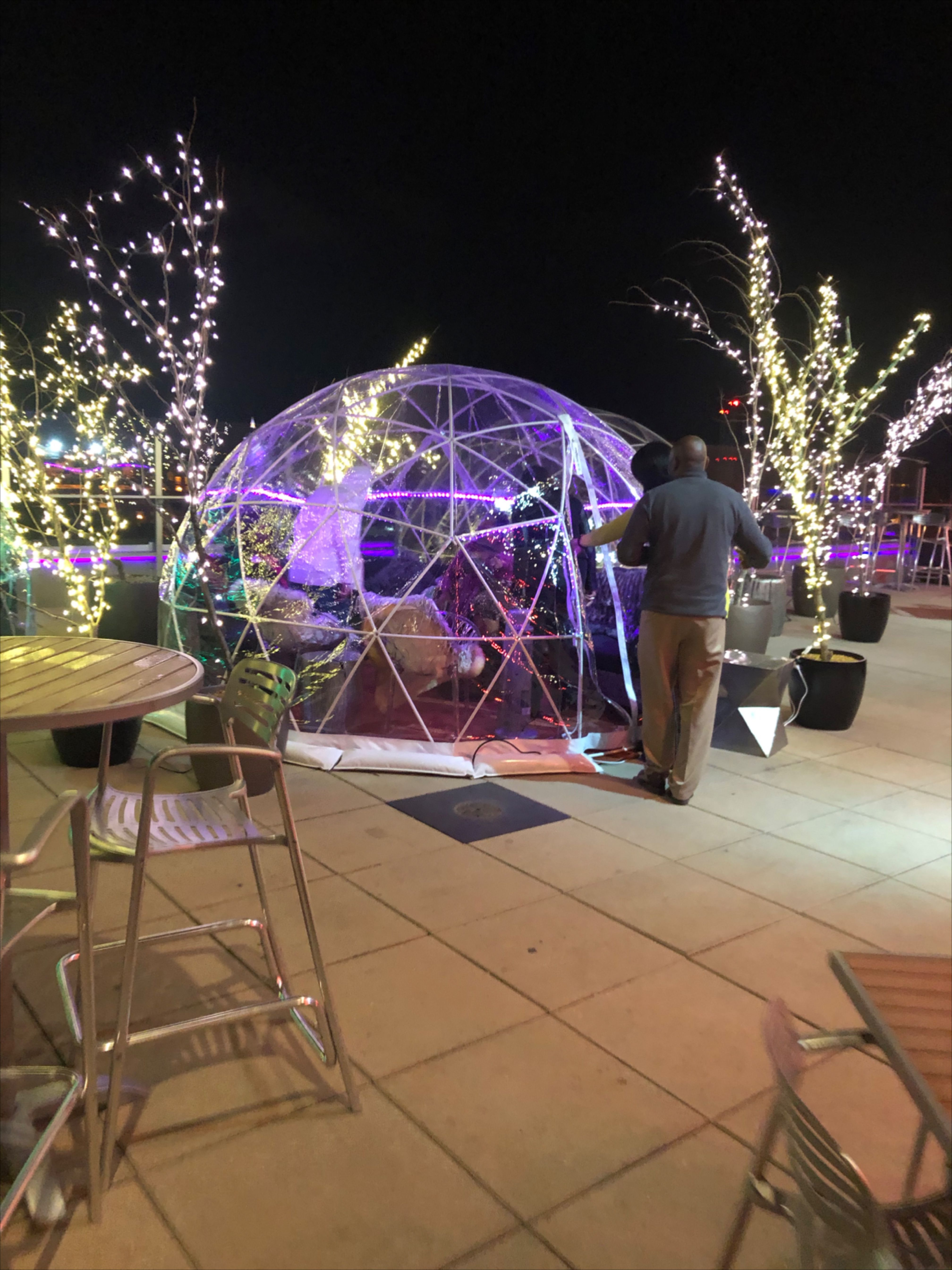 Igloos On The Roof Fun Places To Go Columbia Missouri Places To Go