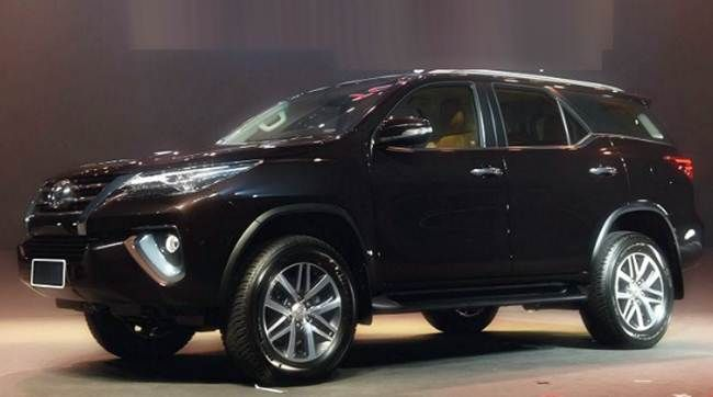 Toyota Fortuner 2019 Redesign Suv And Truck Pinterest Toyota