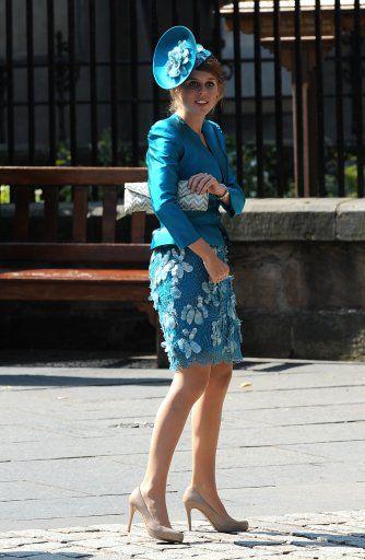 Princess Beatrice - June 2011