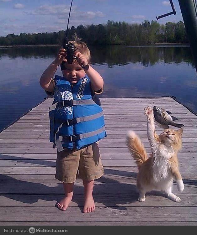 Fishing...lol