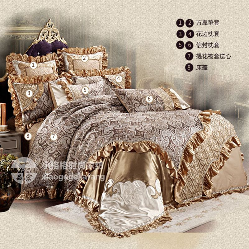 Find More Information about Luxury Bedding set Wedding duvet cover thicker  bed sheet pillowcases Fashion French. Find More Information about Luxury Bedding set Wedding duvet cover
