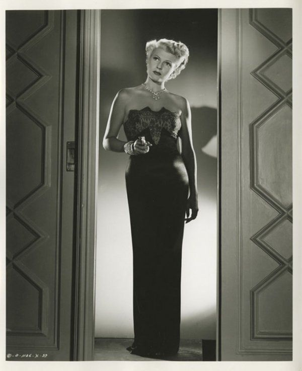 Rita Hayworth - Lady from Shanghai