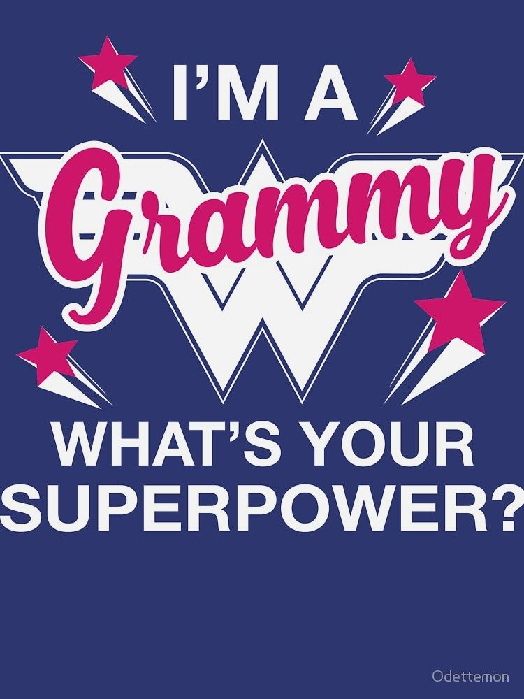 58fbbf193 Grammy Shirt I'm A Grammy What's your superpower Grandma Tee by Odettemon # tshirt
