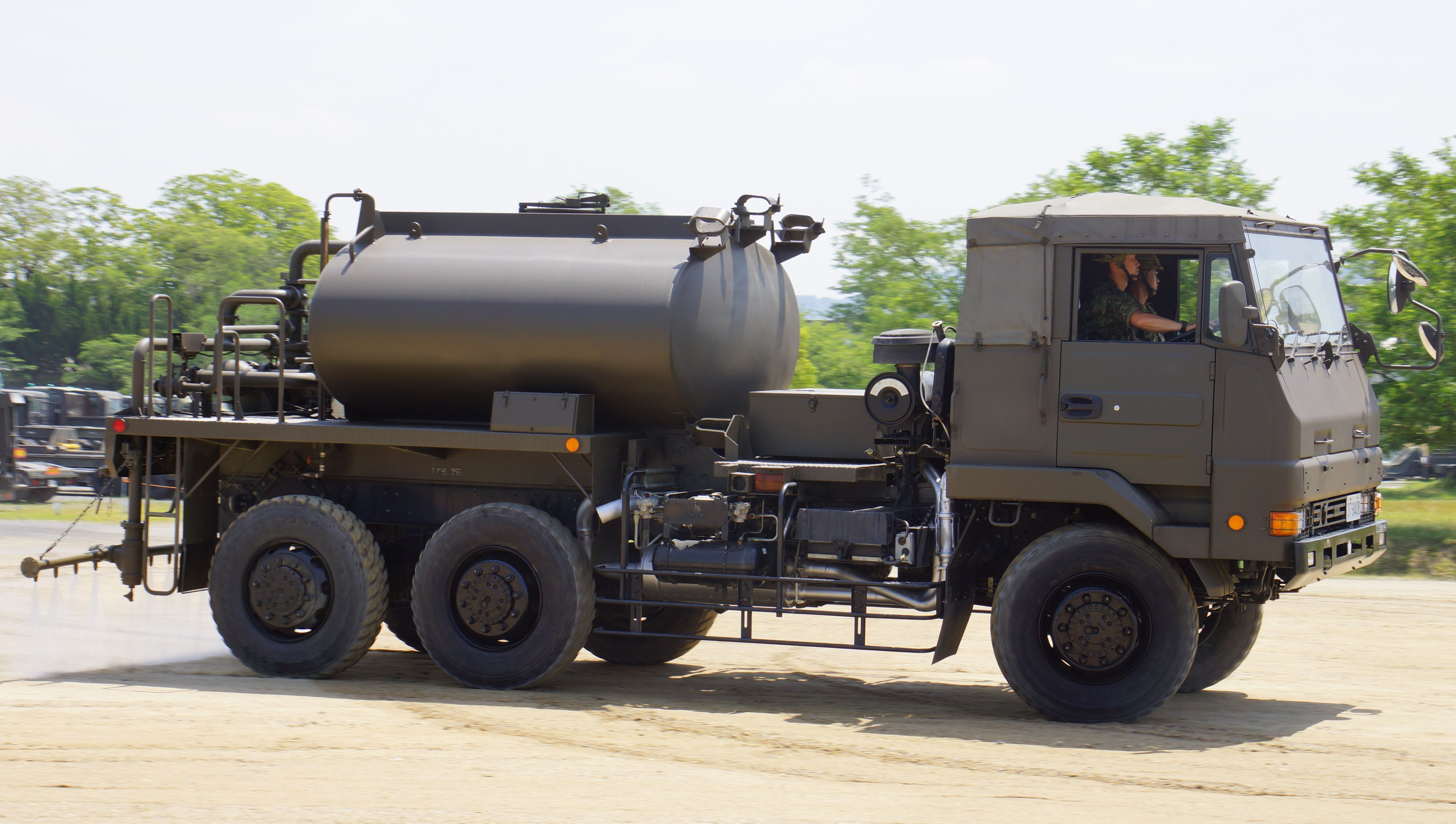 Water Truck Google Search In 2020 Military Vehicles Cold War Military Trucks