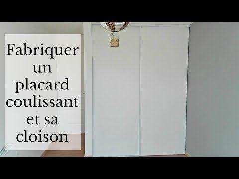 Meubles Sous Escaliers Youtube Placard Coulissant Placard Et Diy Placards