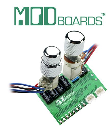 Gfs Modboards Onboard Pedal Effects For Your Guitar Guitar