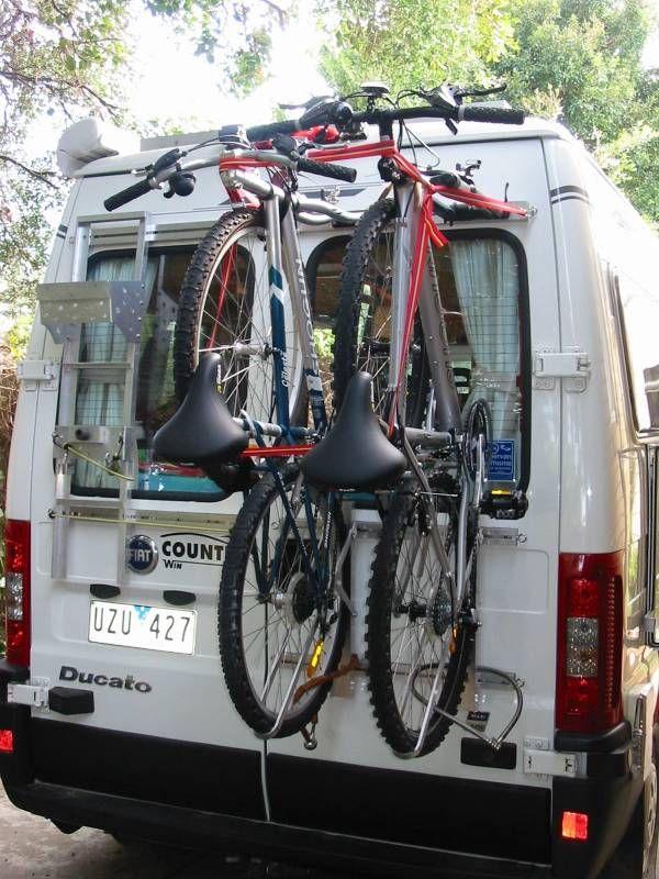 185 Reference Of Bike Rack Rear Caravan In 2020 Bike Rack Rear