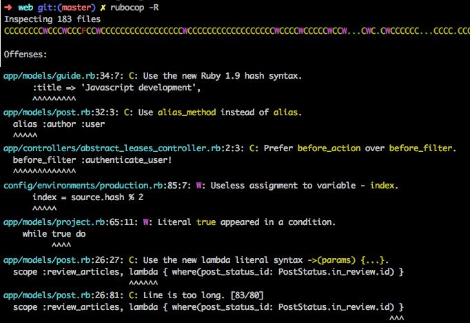 Code ruby on example rails GitHub