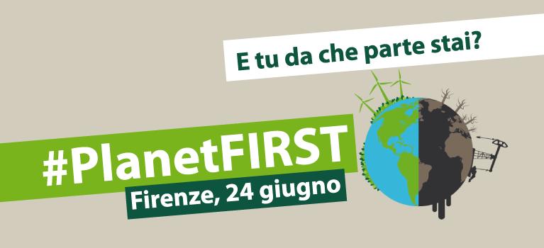 #PlanetFIRST. Firenze, sabato 24 giugno