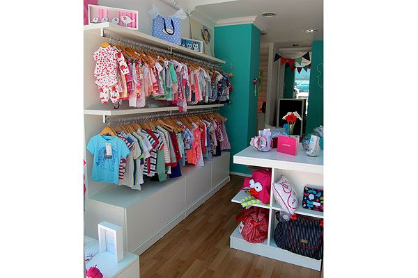 muebles para local de ropa infantil Capital Federal | BERCHYS ...