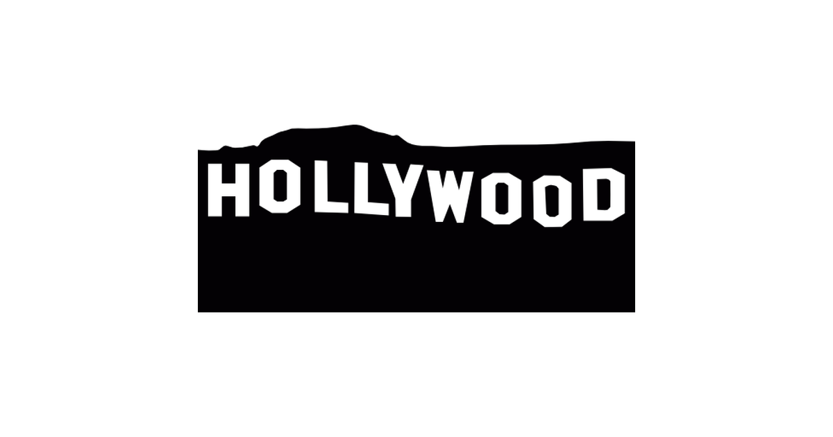 Hollywood Sign Free Vector Icons Designed By Freepik Vector Icon Design Hollywood Sign Icon Design