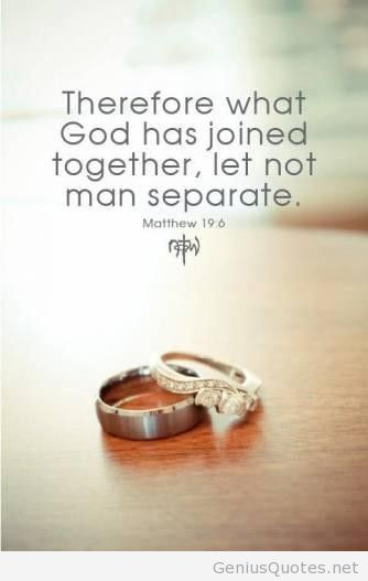 Christian Marriage Quotes 15 Beautiful Examples Of Bible Verse Typography  Pinterest