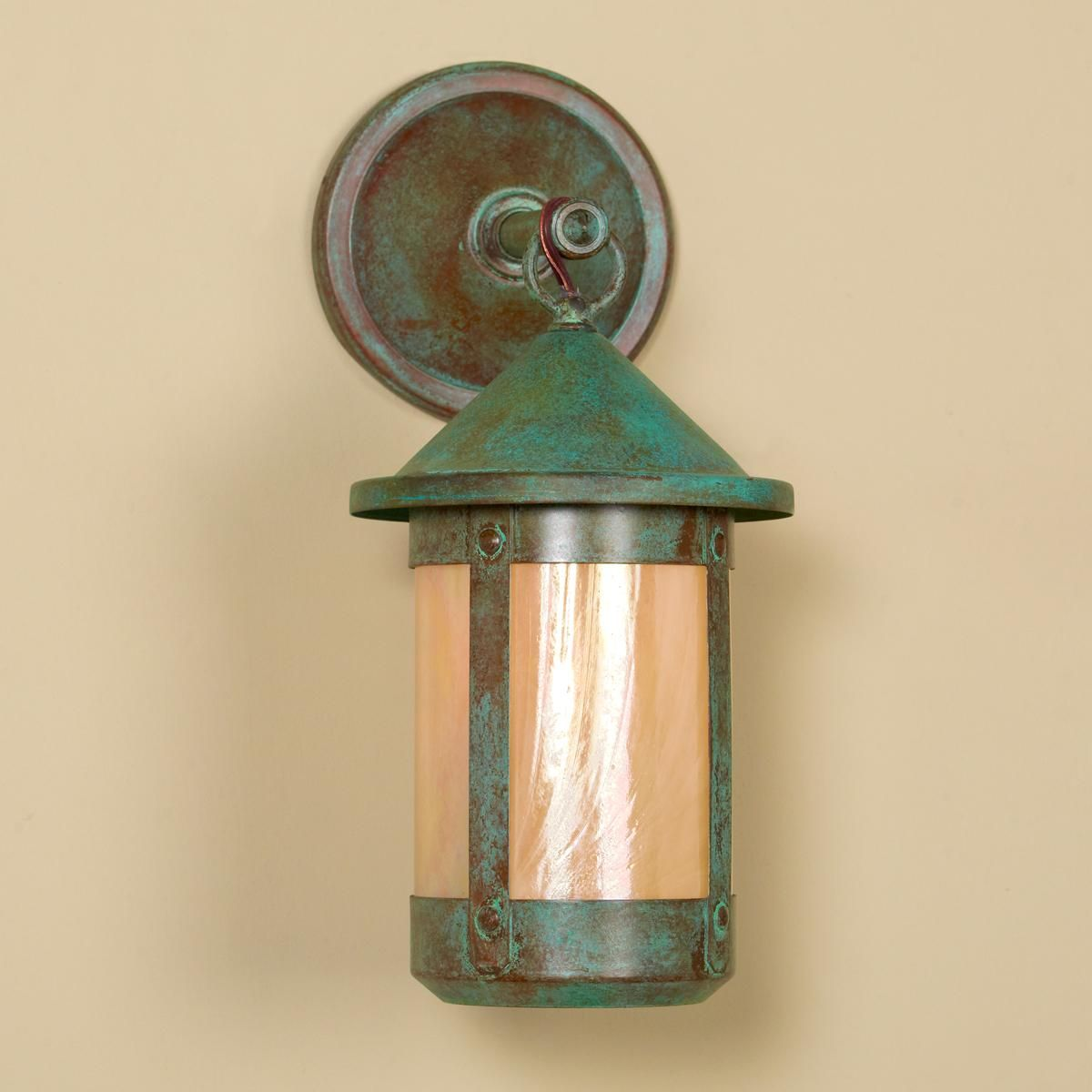 Turret Craftsman Outdoor Wall Light Architecture A