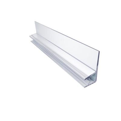 Dreamline 76 In L Clear Vinyl Door Seal For 1 4 In Glass Shower