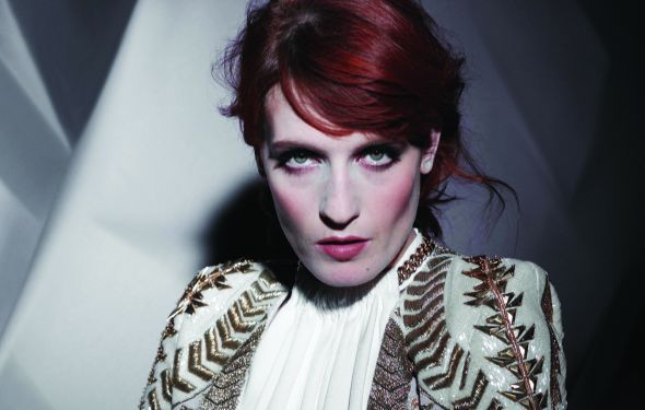 Florence and the Machine. Florence writes her best songs when she's drunk or has a hangover