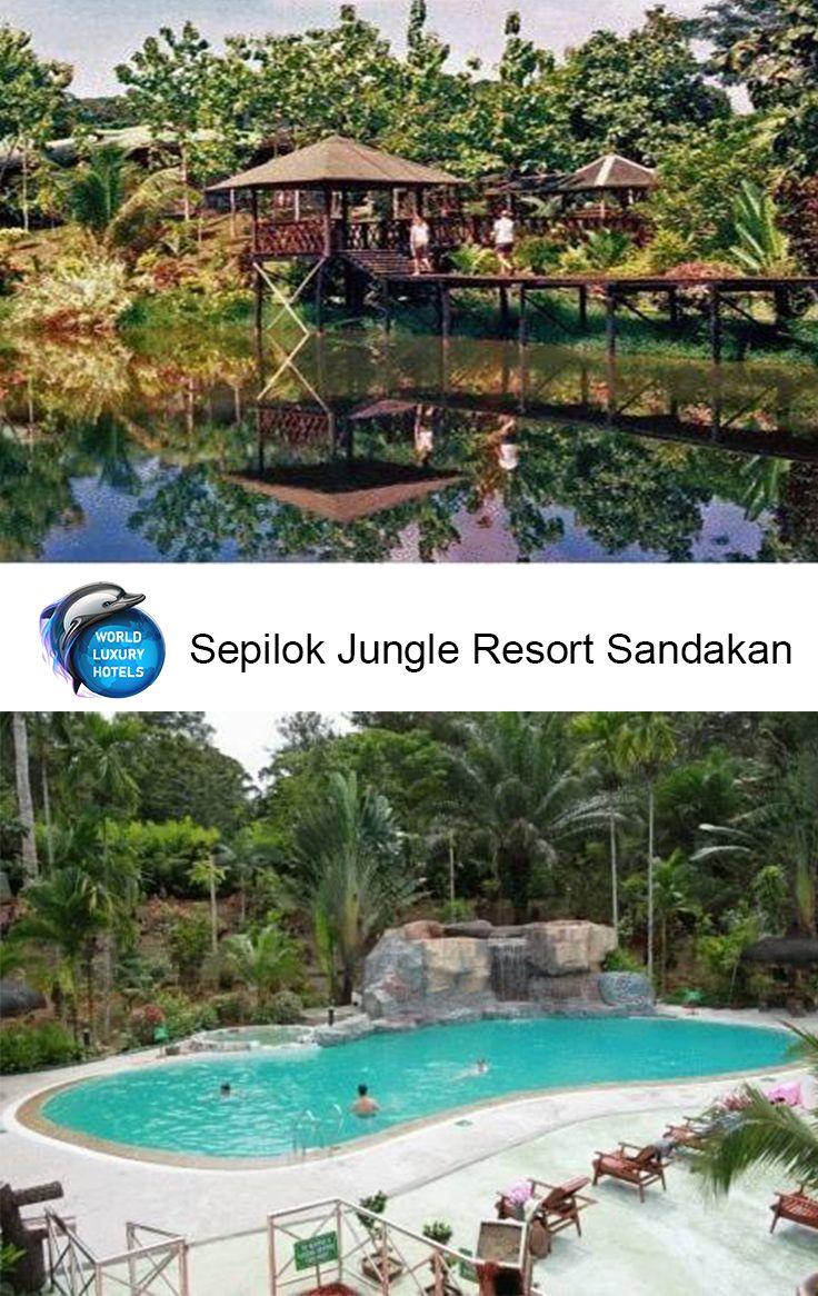 Sepilok Jungle Resort Sandakan Hotel Resort Malaysia In