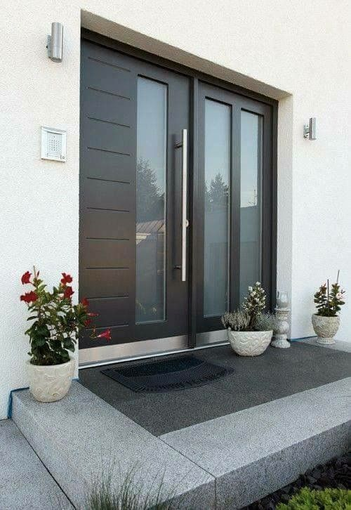 Pin by craig johns on for the home pinterest doors for Front door with opening window