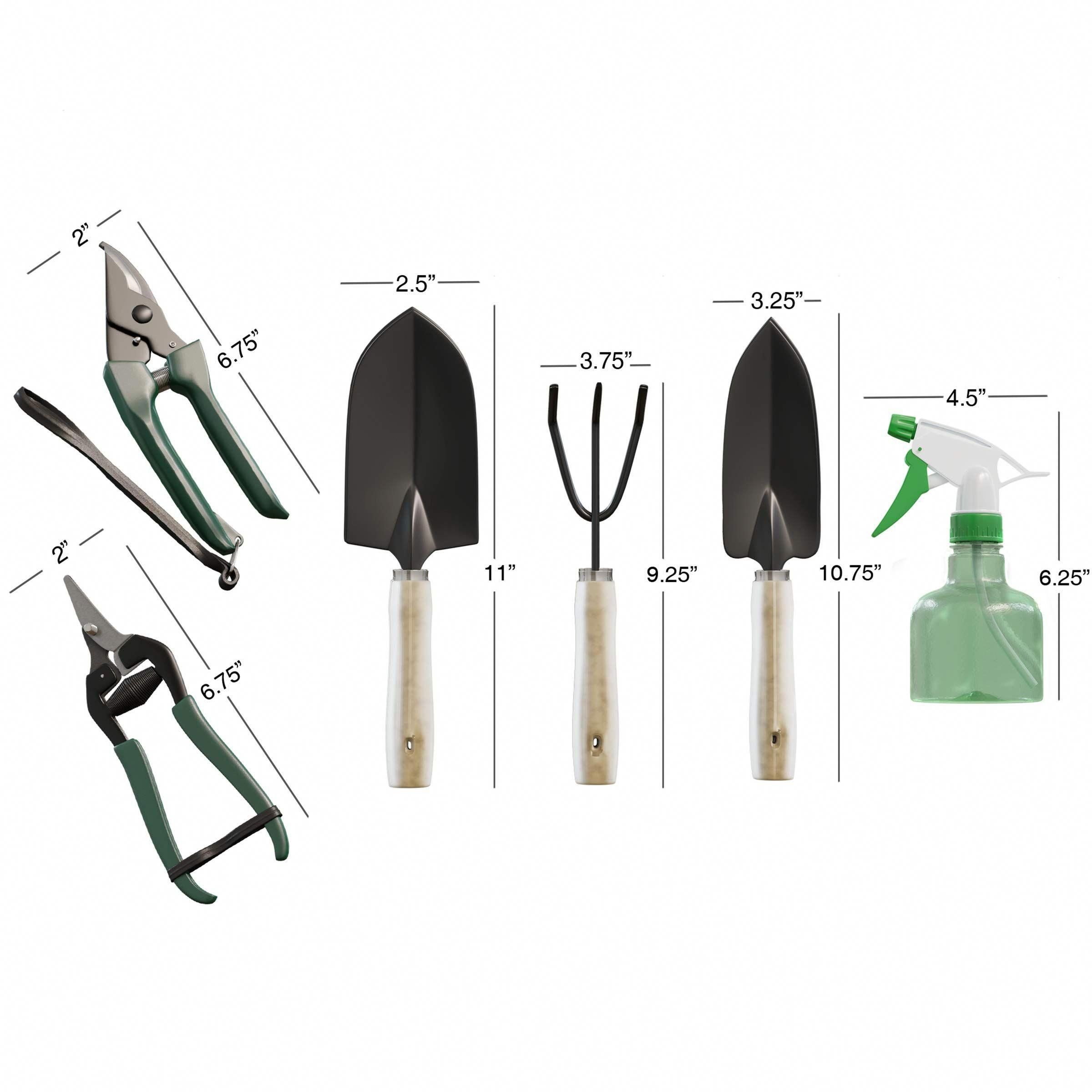 Bloom 4 Piece Gardening Tool Set