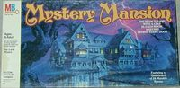Mystery Mansion | Board Game | BoardGameGeek