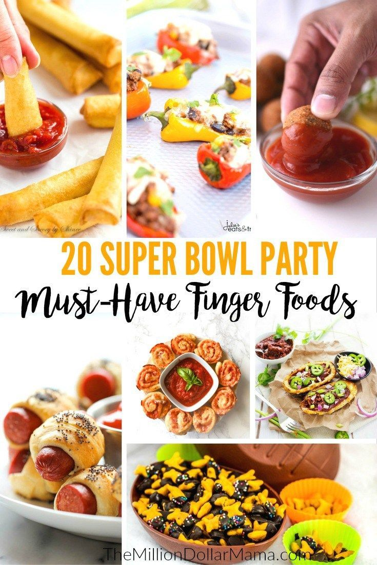 Game Day Finger Food Ideas Just Wire Trianglewave Generator 1 Circuit Diagram Tradeoficcom 22 Easy Super Bowl Appetizer Recipes That Taste Amazing Party Rh Pinterest Co Uk Appetizers