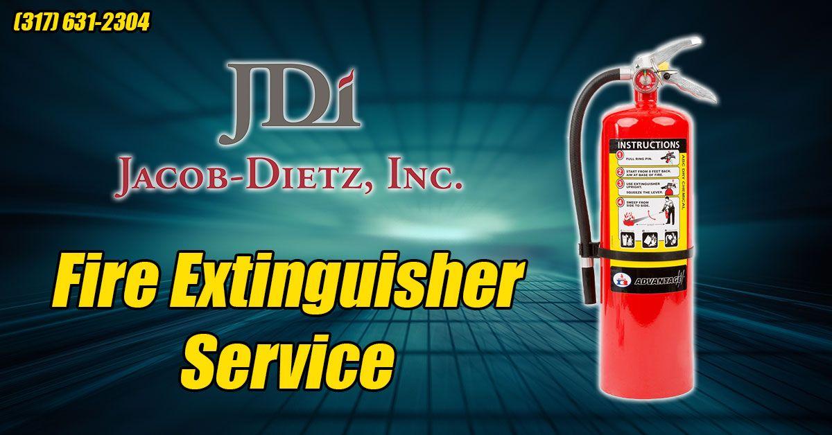 Fire Extinguisher Service Feuerloscher