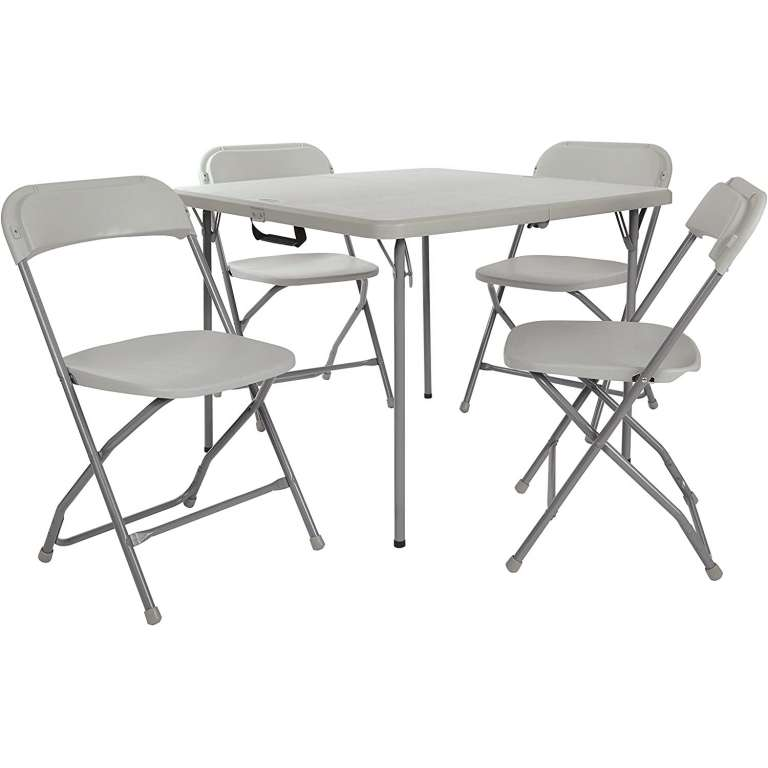 Pin On Top 10 Best Card Tables And Chairs In 2020