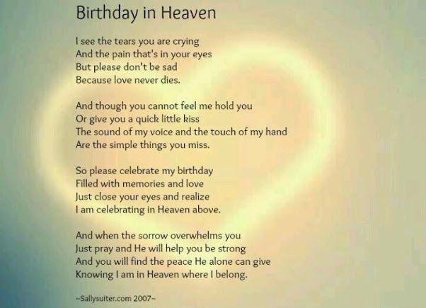 Missing You On My Birthday Quotes Google Zoeken Memorial Board
